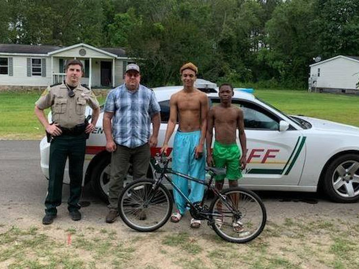 Good samaritans replace 11-year-old's stolen bicycle