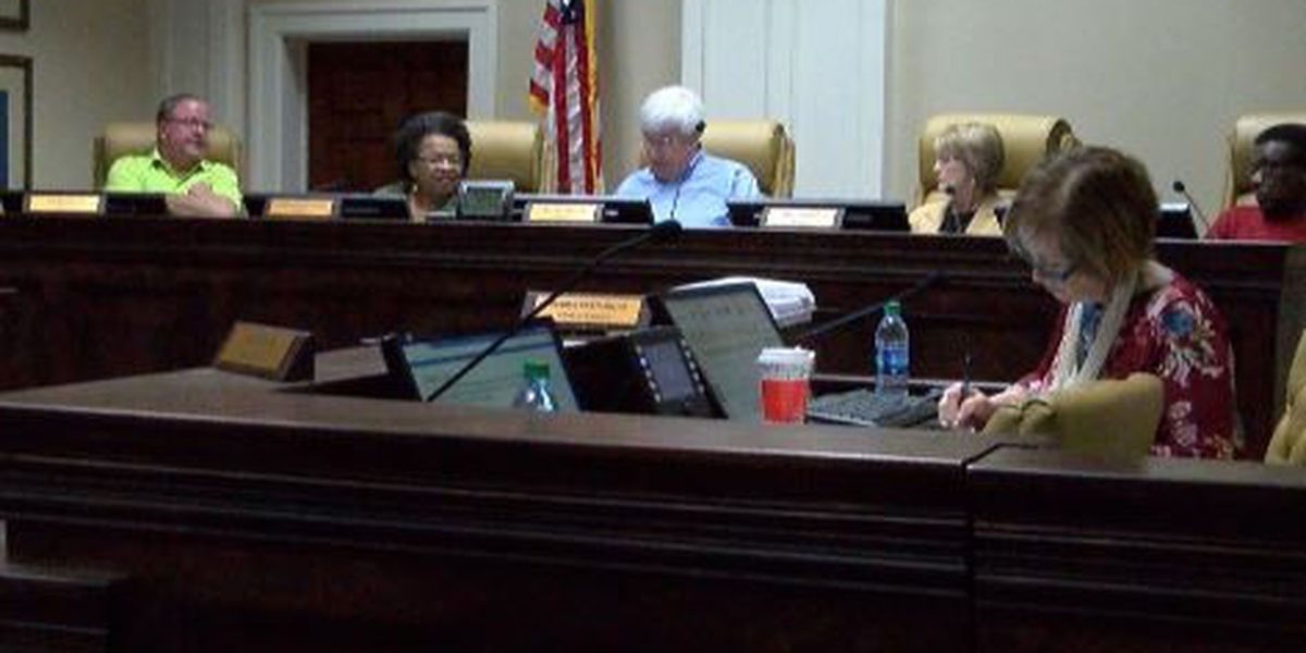Hattiesburg city council holds meeting to discuss storm recovery