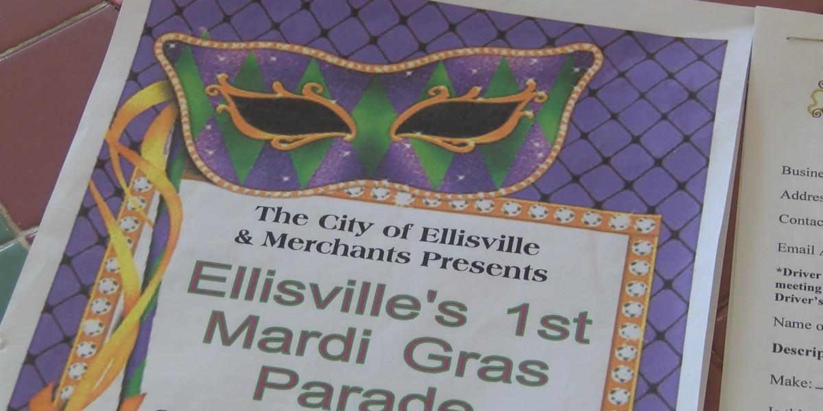 Ellisville to host first Mardi Gras parade Saturday