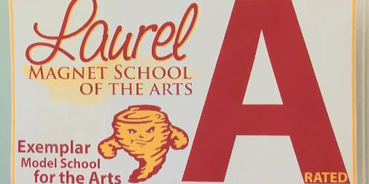 "Laurel Magnet School achieves historic ""A"" rating"