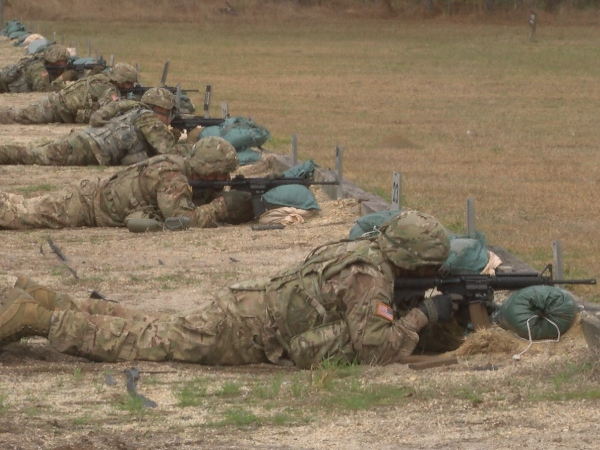 Camp Shelby hosting annual Best Warrior Competition