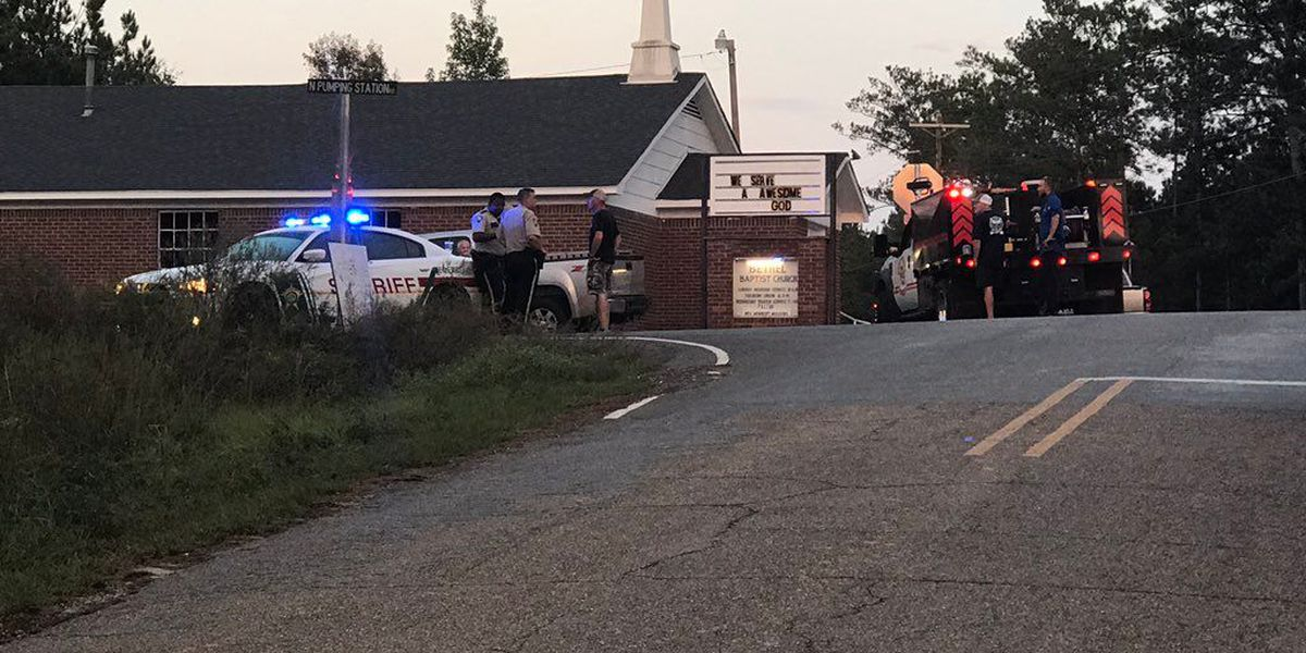 Officer-involved shooting injures 1 in Perry County