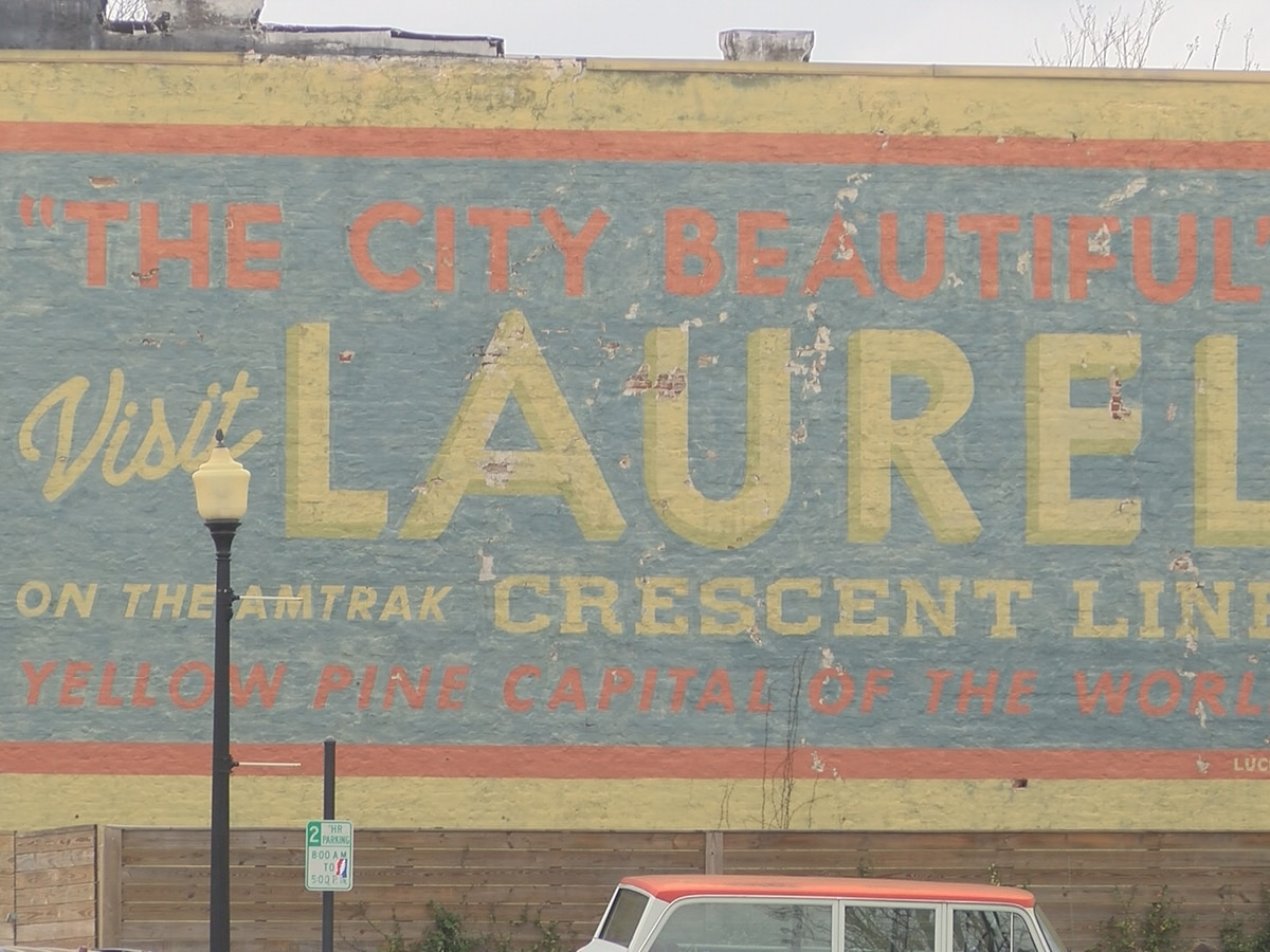 7 On the Road: How Laurel got its name