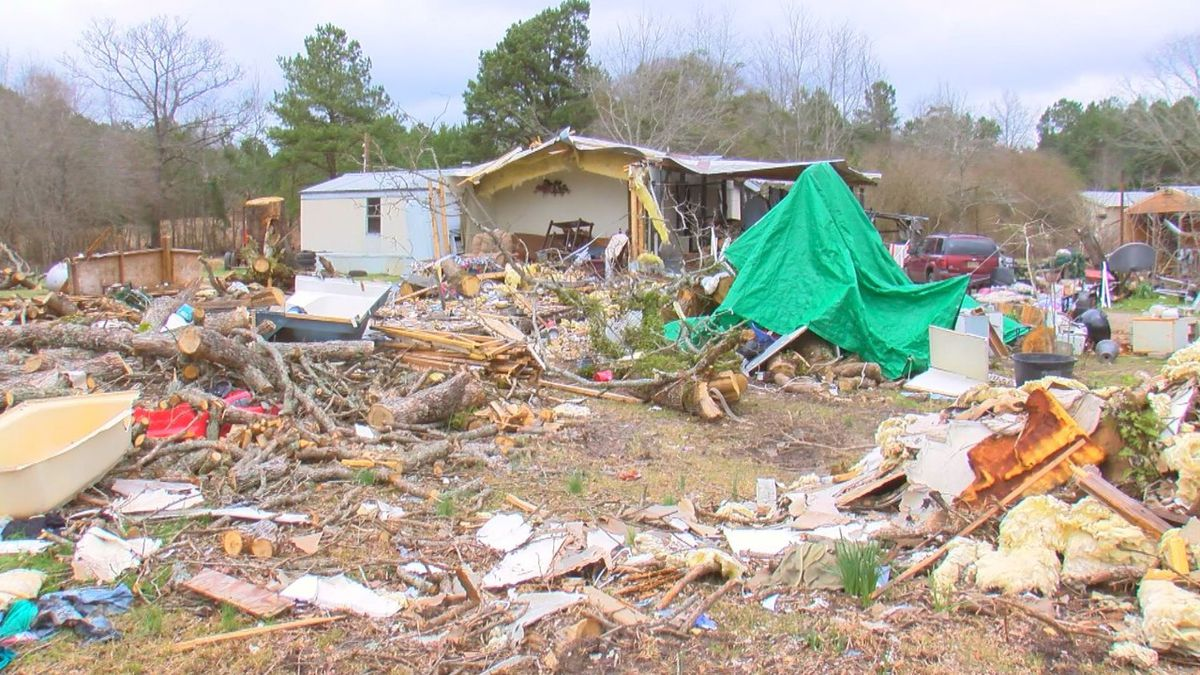 Sandersville family struggling since December tornado