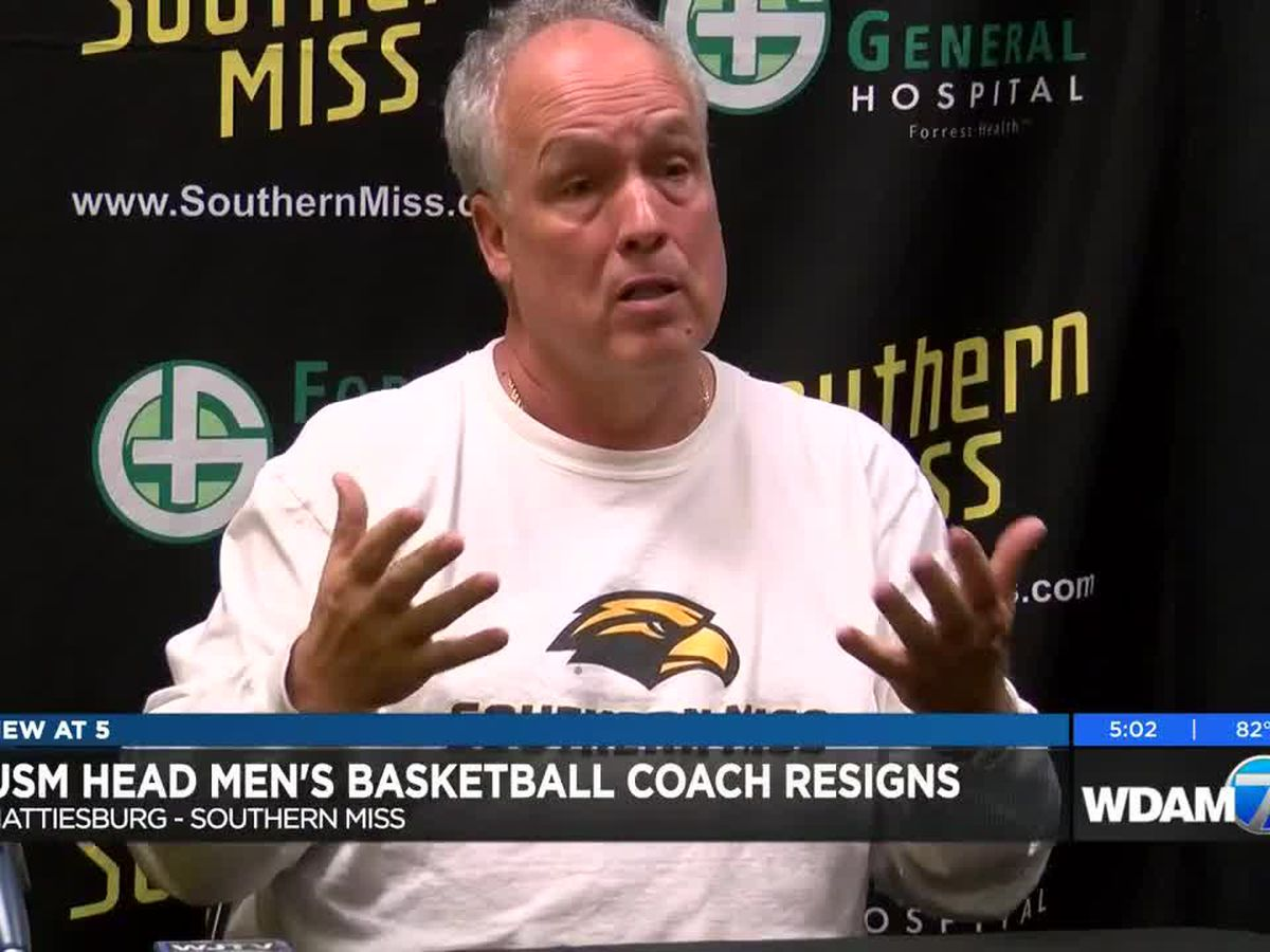 USM's Sadler ready to give up head coaching grind