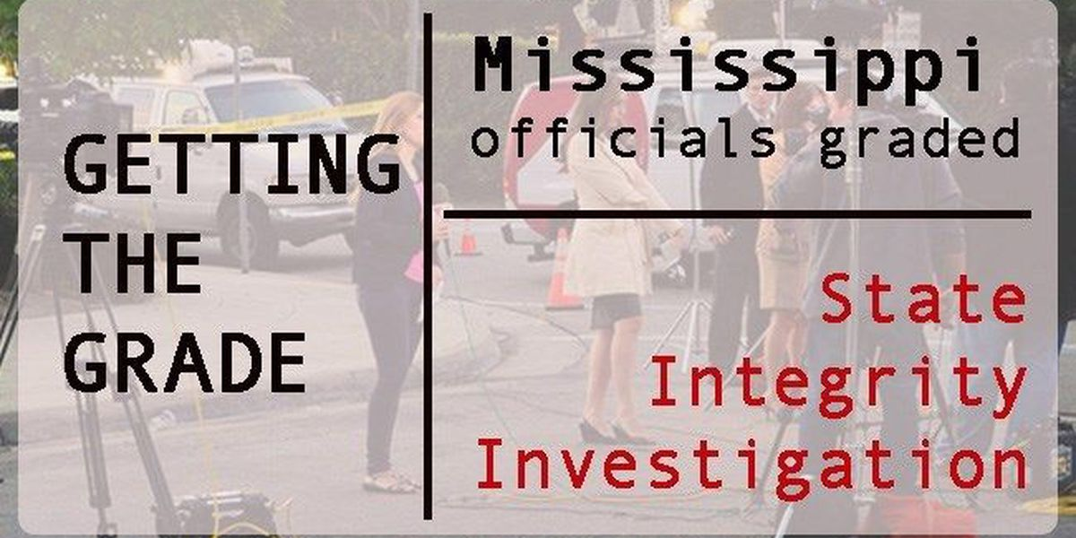 MS ranking drops to D- in 2015 State Integrity Investigation