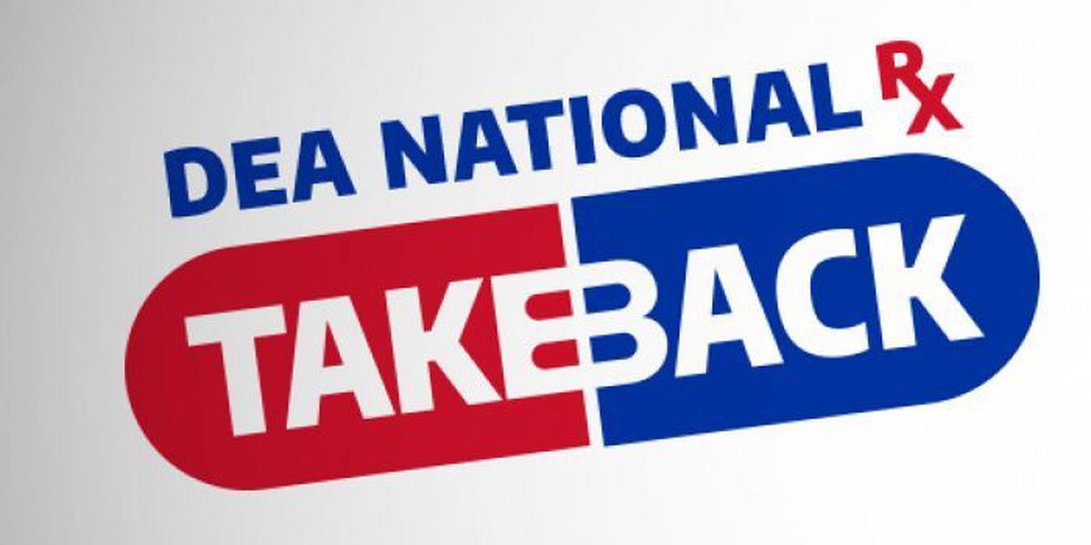National Drug Take Back Day is Saturday