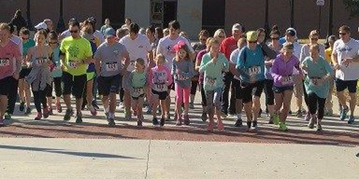 USM fraternity hosts annual race for CF Foundation