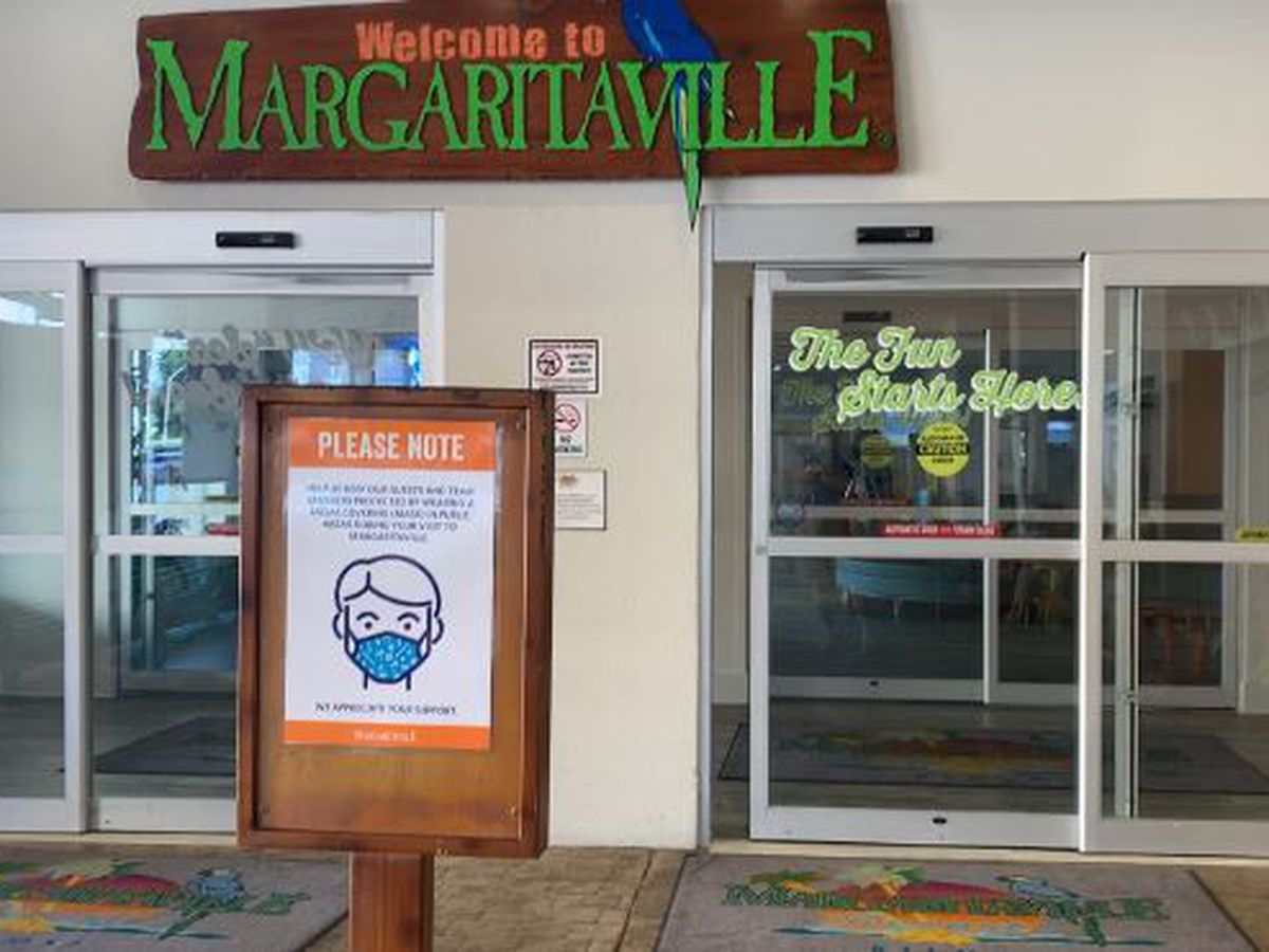 Families spend holiday weekend at Margaritaville enjoying indoor and outdoor fun