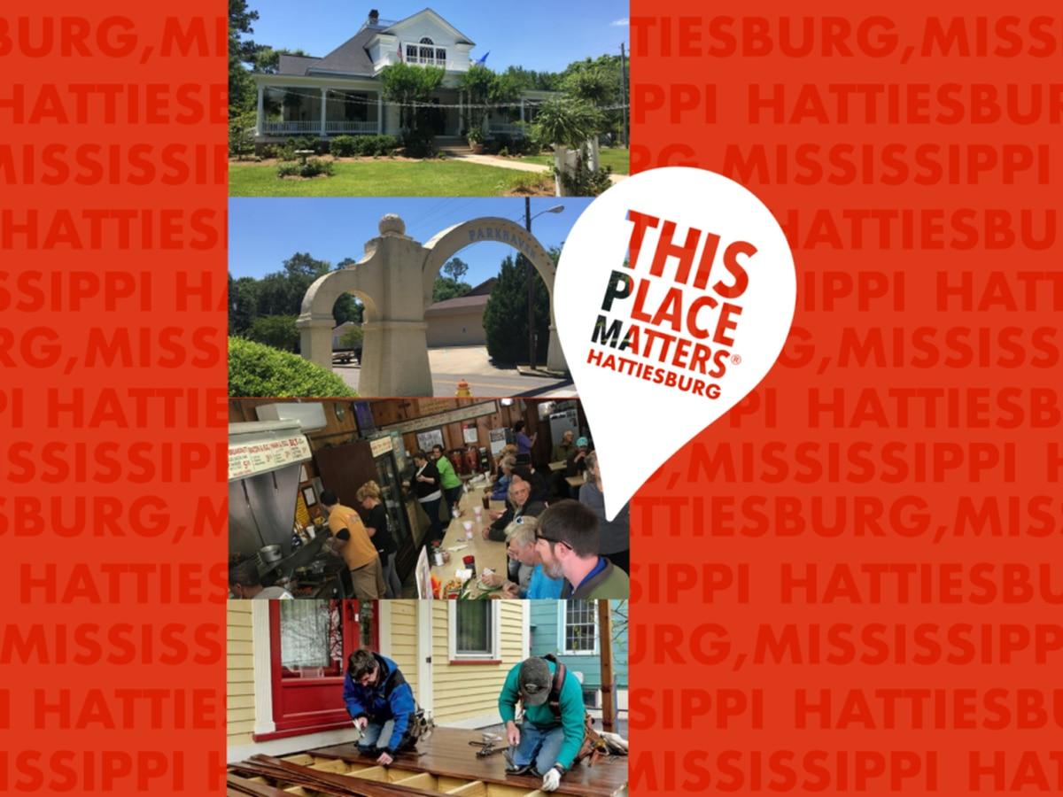"Hattiesburg to celebrate ""Historic Preservation Week"""