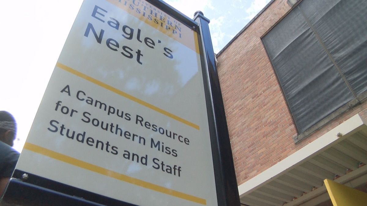 USM's Eagle's Nest could be model for college food banks across state