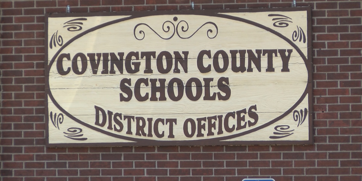 Covington County Schools offering distance learning for students