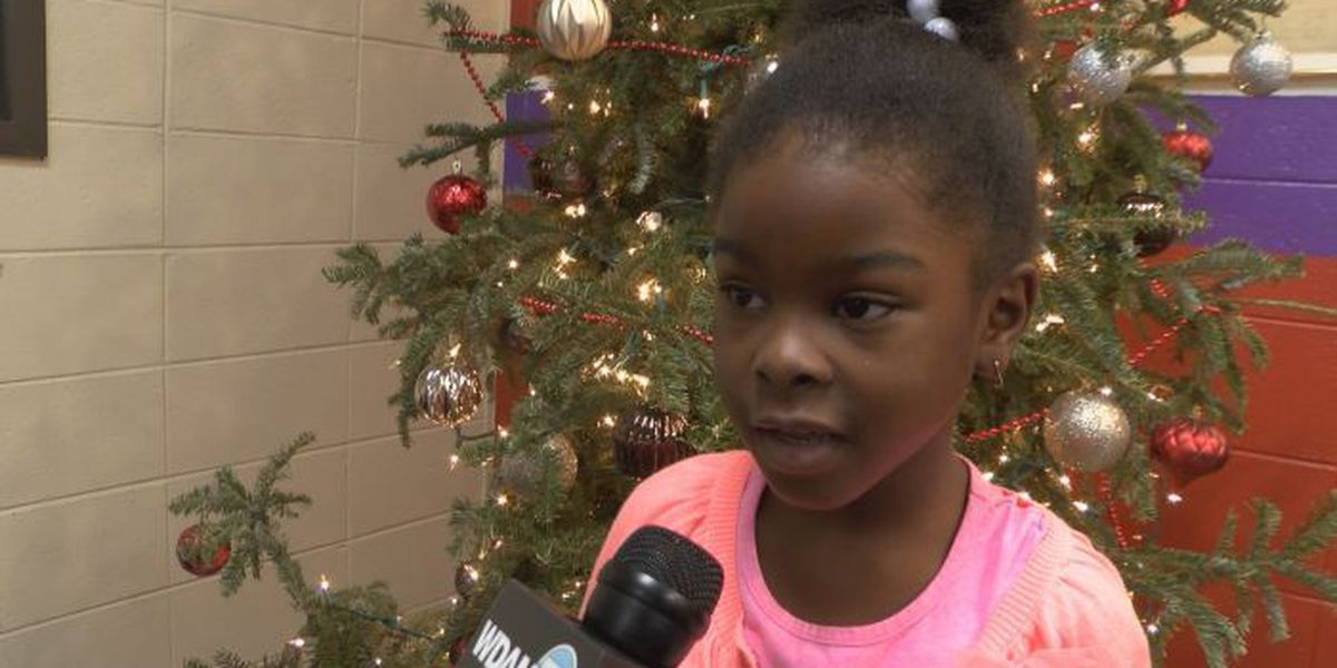 Pine Belt youngsters get quizzed about Santa