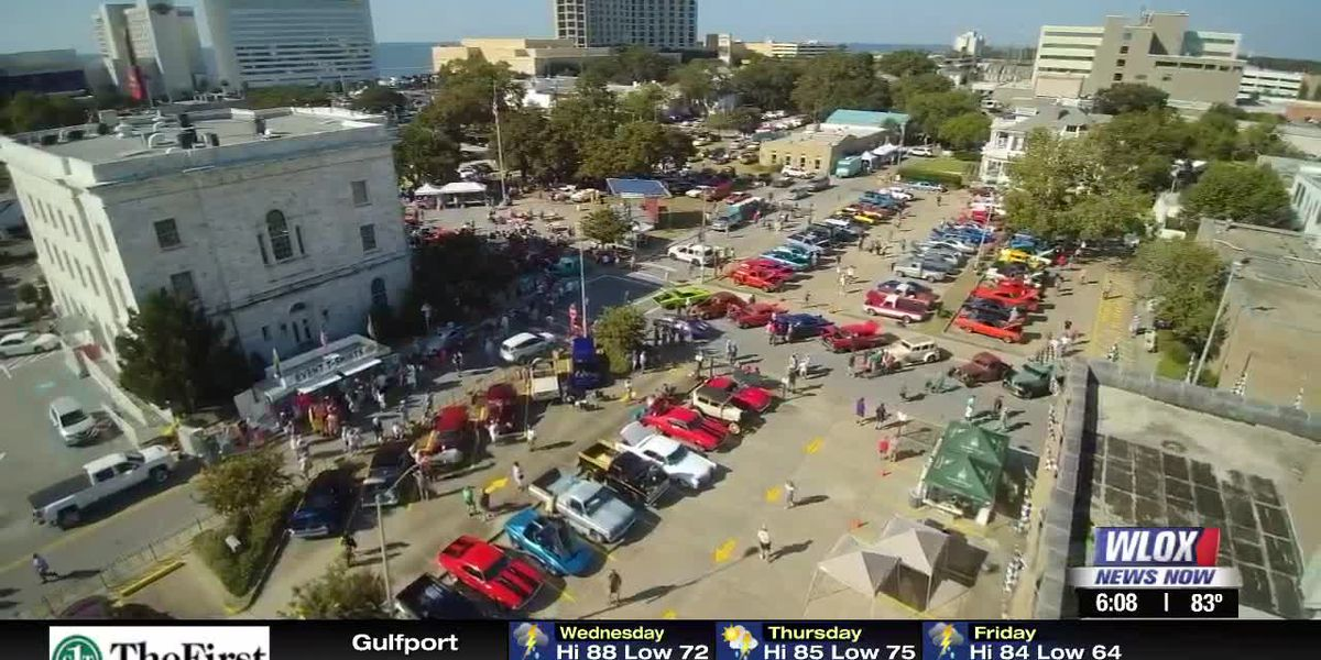 Cruisin' The Coast named Best Car Show in USA Today competition