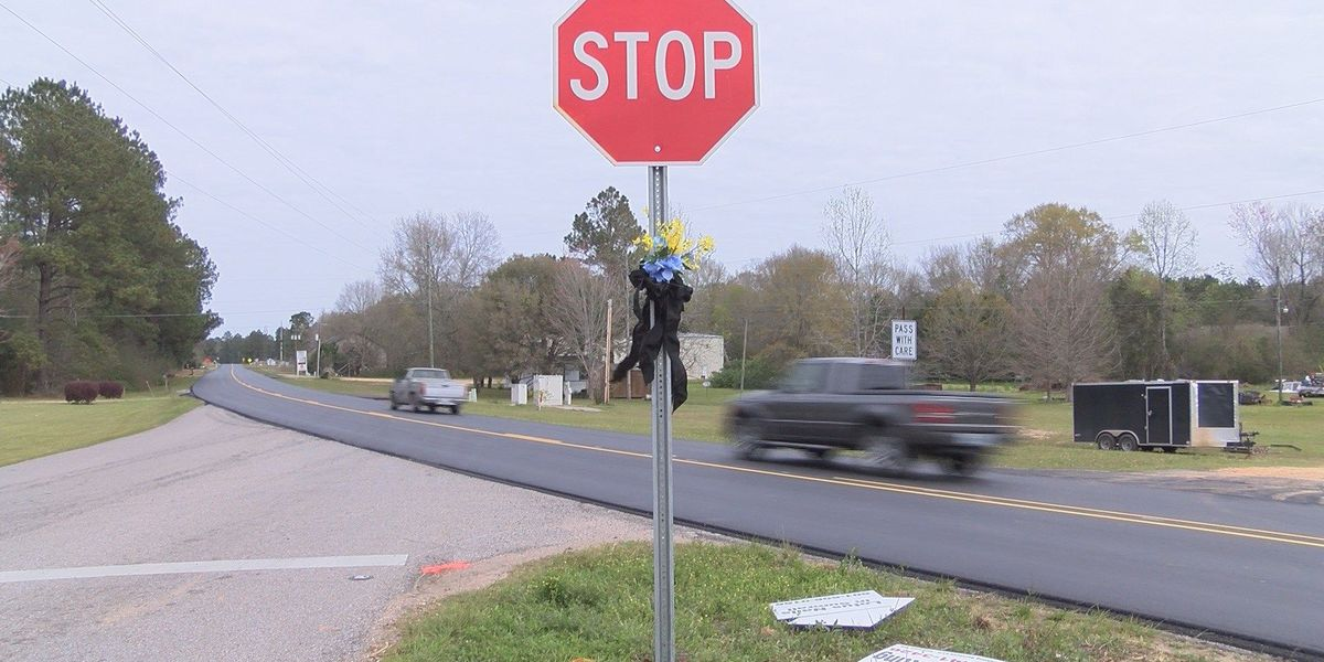 Improvement project for intersection where two Sumrall firefighters were killed