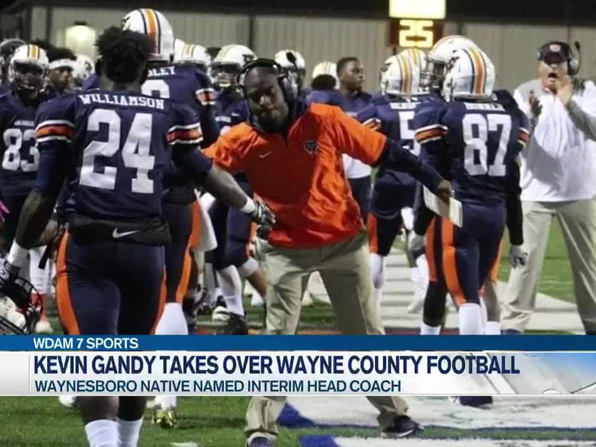 Wayne County appoints Kevin Gandy interim football coach