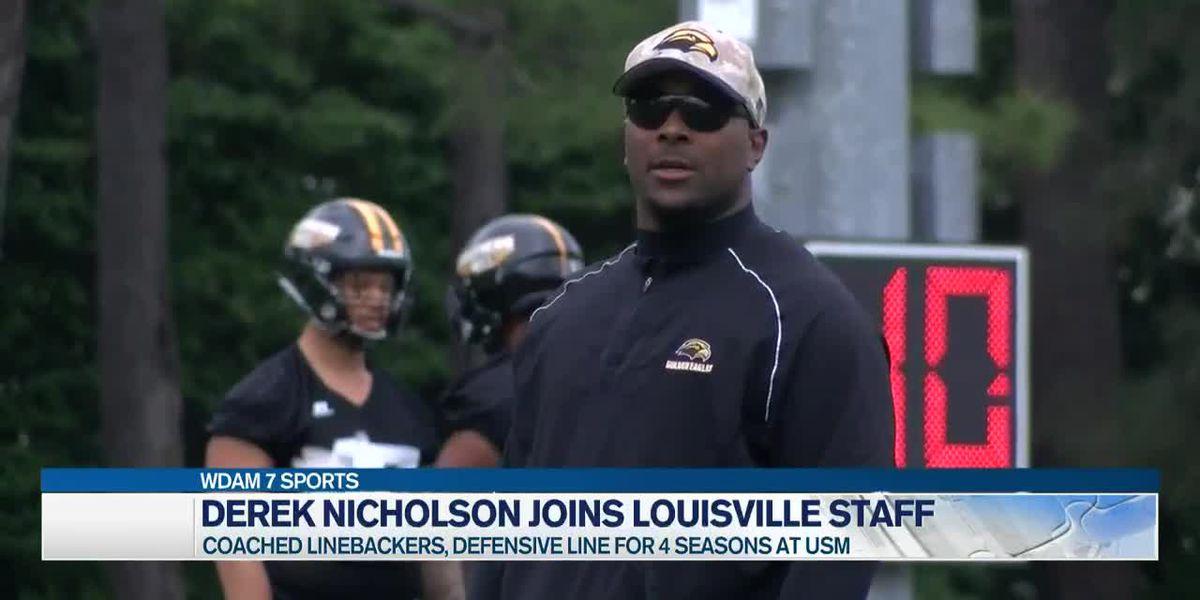 USM co-defensive coordinator headed to Louisville