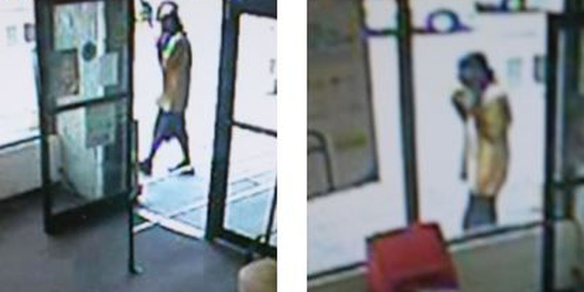 Hattiesburg armed robbery suspect sought