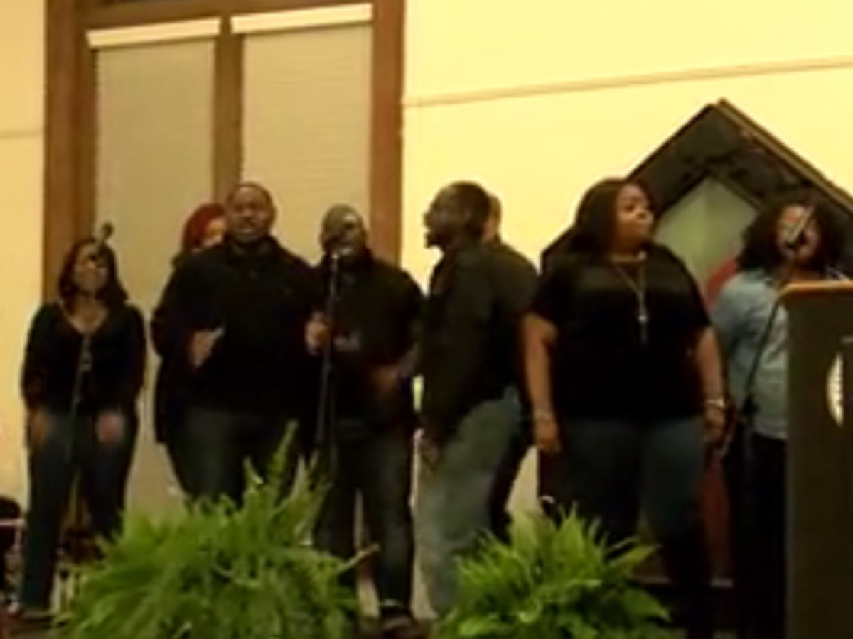 Hattiesburg hosts Black History Month celebration with soul food