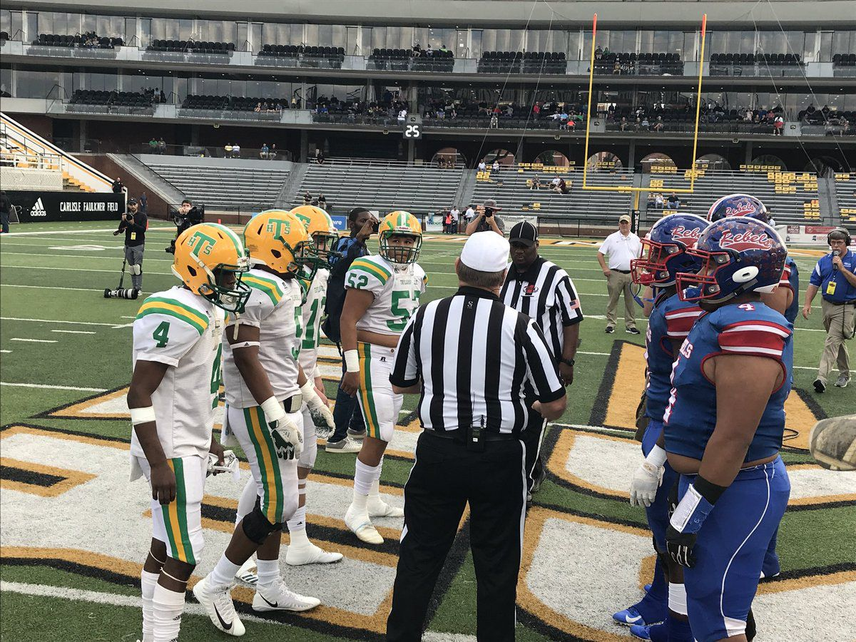 Taylorsville falls to Scott Central 21-7 in 2A State Championship game