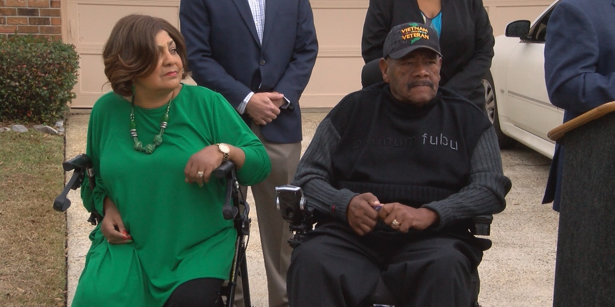 Purple Heart Homes, R3SM, renovate home of veteran with disabilities