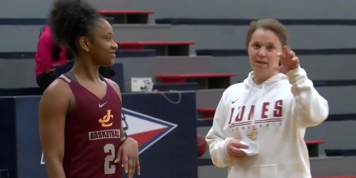 Missy Bilderback leaves Jones College for Northwestern State