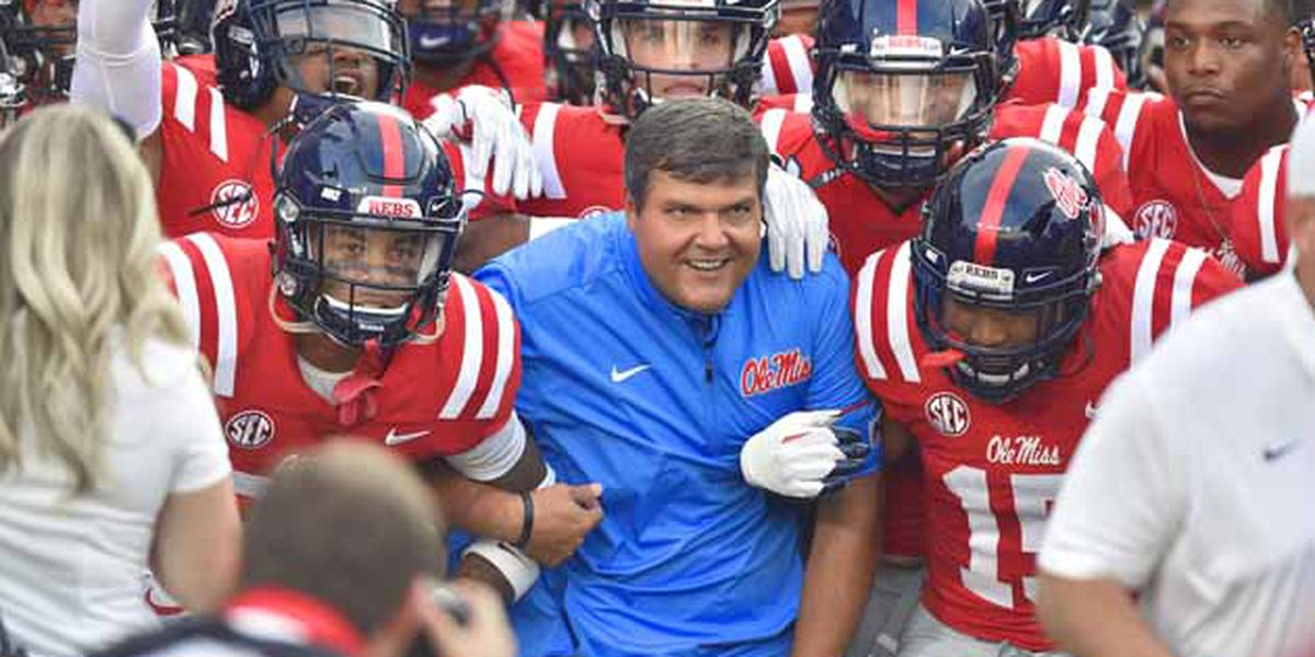 SEC Nation coming to Oxford for Ole Miss-LSU