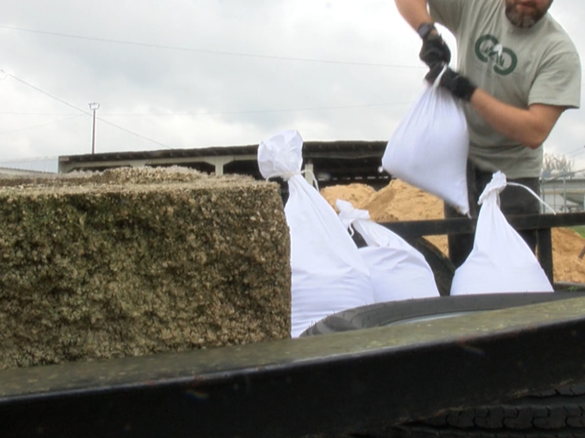 Marion County families prepare for possible flooding