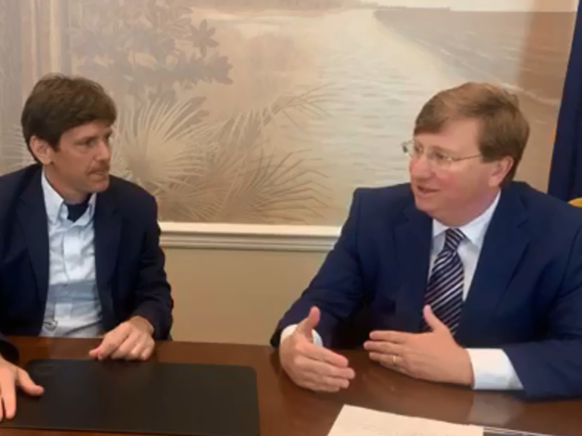 Gov. Reeves and Dr. Dobbs discuss ongoing efforts of COVID-19