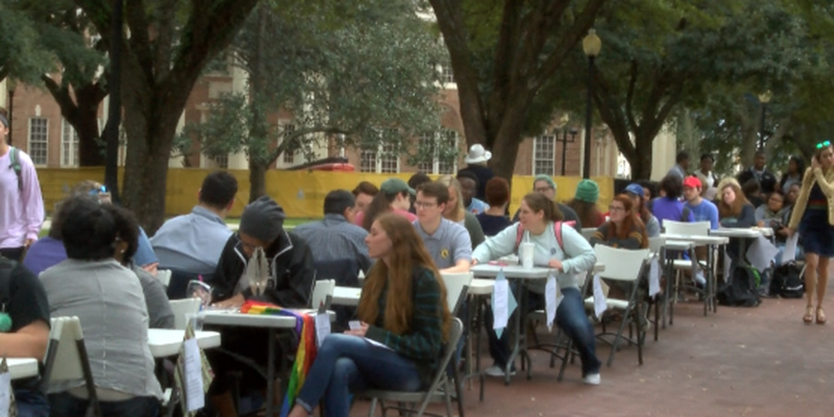 University of Southern Miss hosts The Human Library