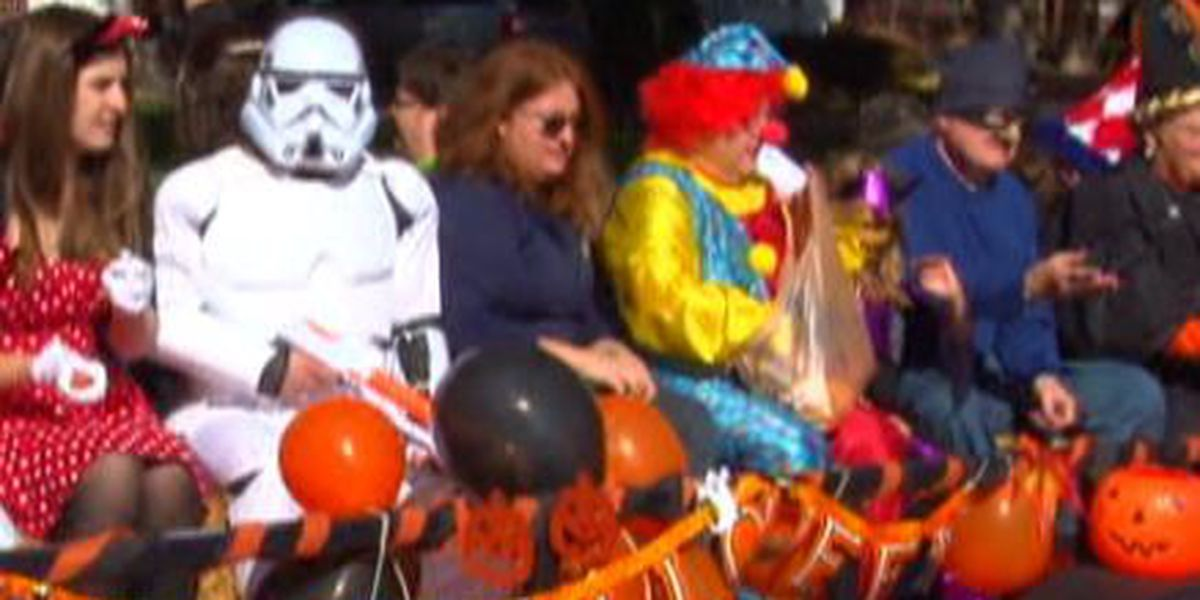 Hattiesburg's city ordinance bans items being thrown from parade floats
