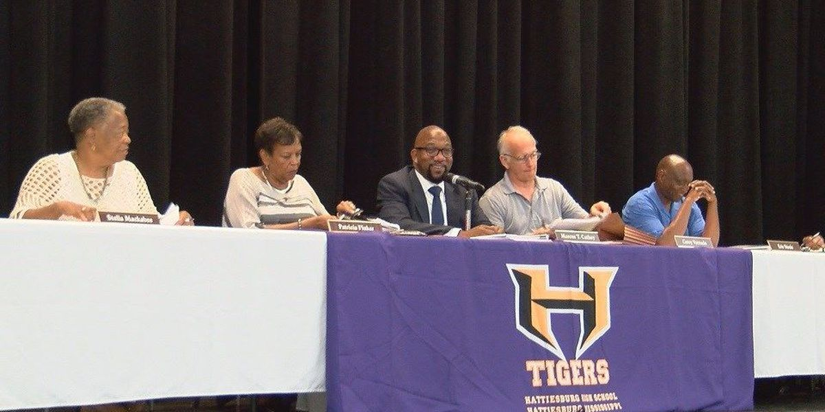 Hattiesburg superintendent candidates discuss their plans for the district