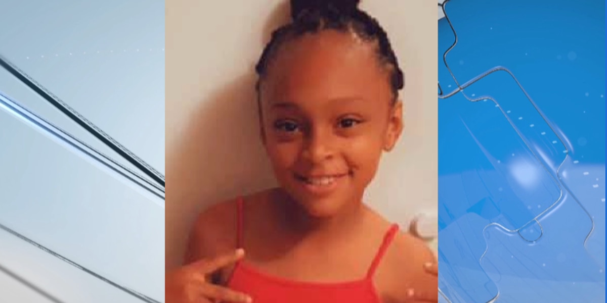 Columbia police searching for missing 8-year-old girl