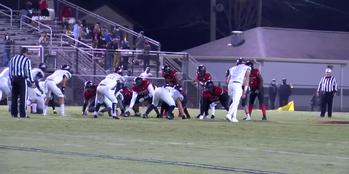 High School Highlights: Stringer at Lumberton