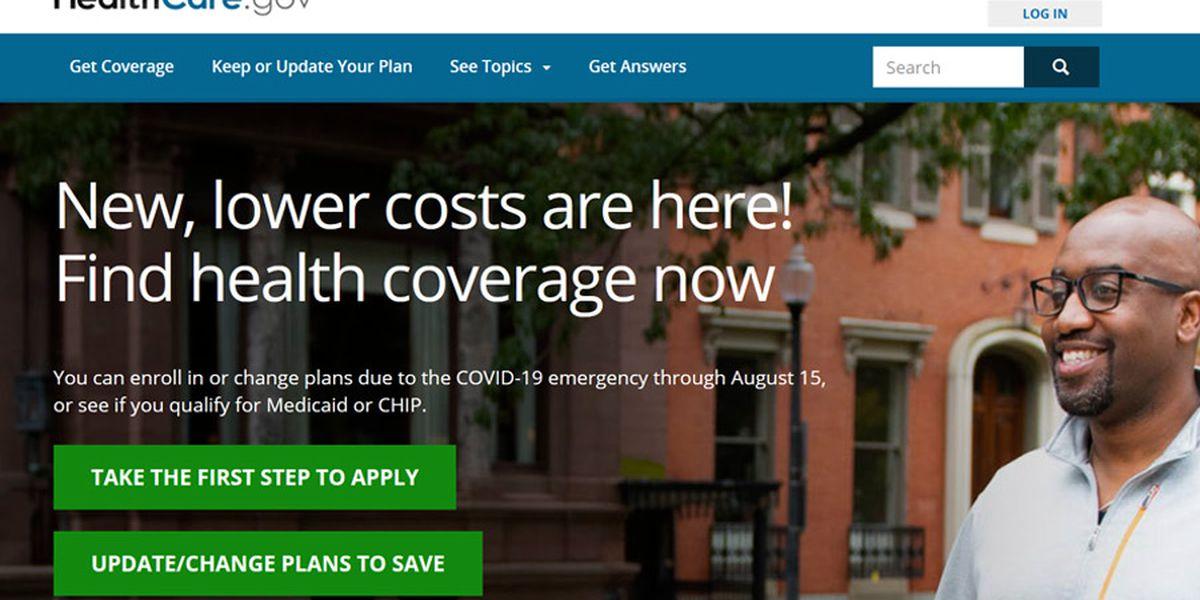 More than a half million Americans gain health coverage under Biden