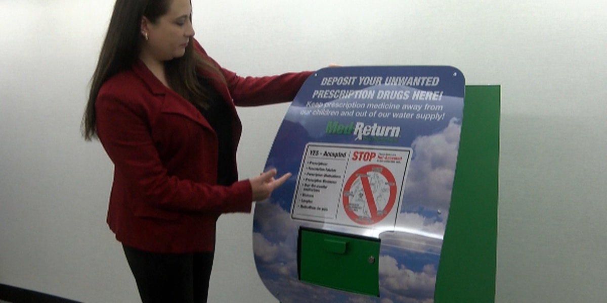 Hattiesburg Clinic to offer drop box for old medication