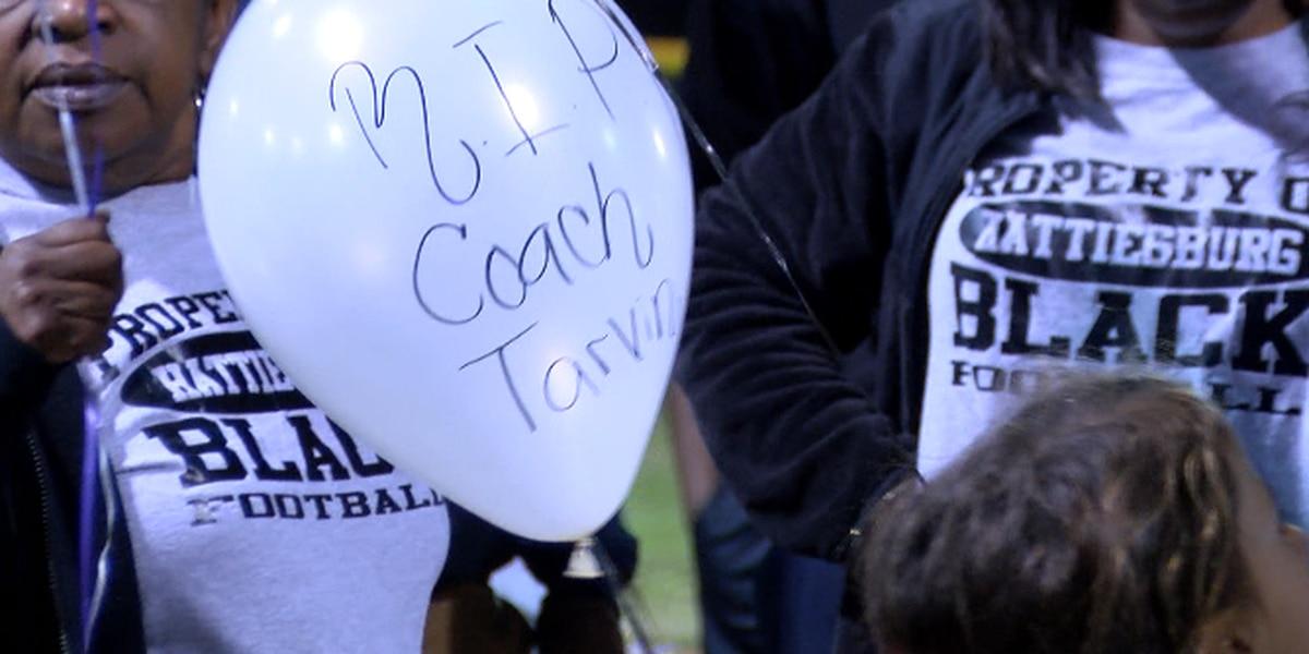 Vigil held to honor late Hattiesburg youth sports coach