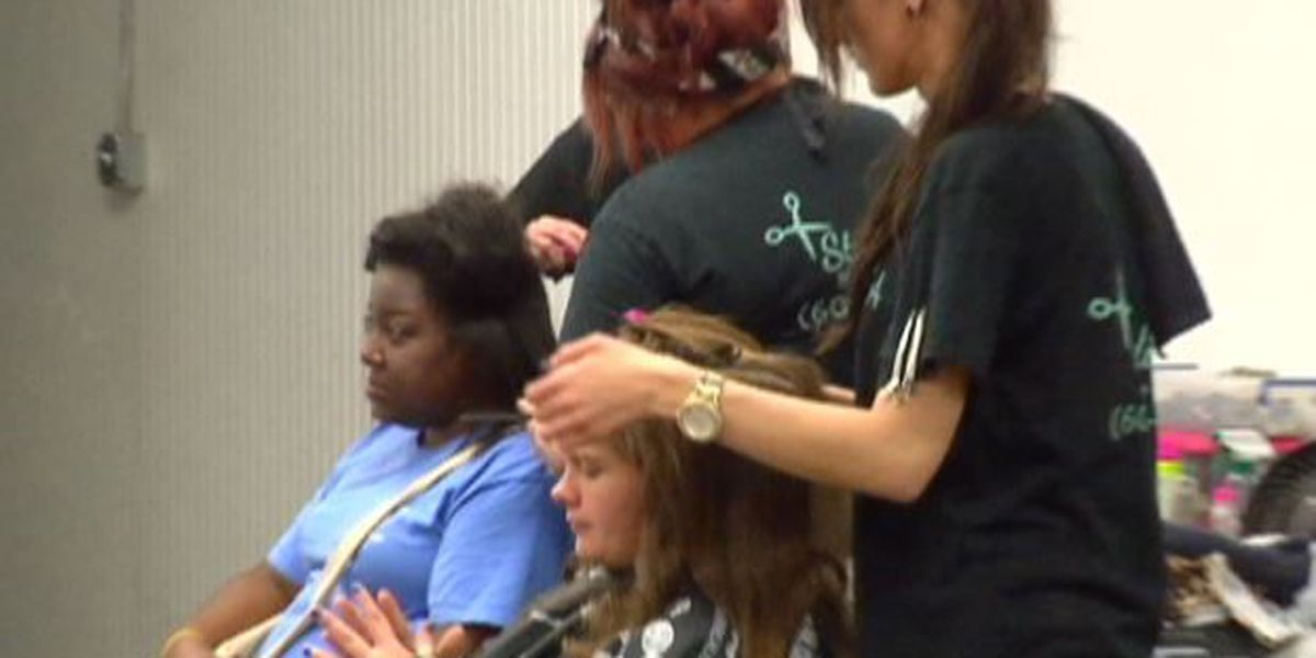 Field House for the Homeless gives makeovers to Pine Belt women