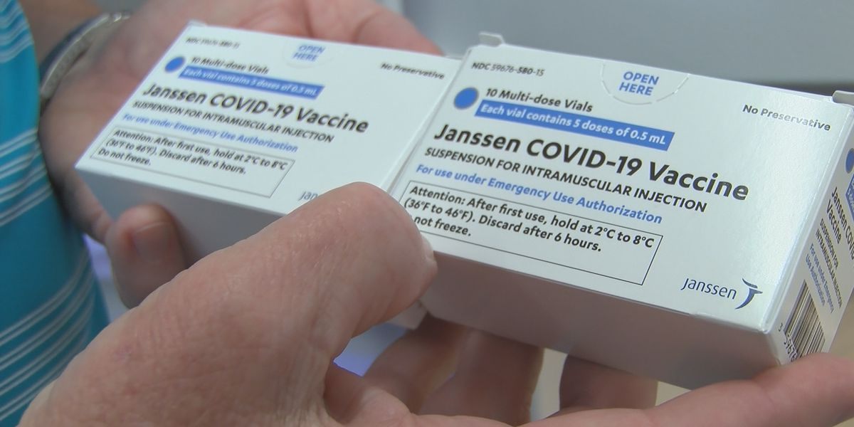 Pause on J&J vaccine not expected to have drastic impact on vaccination rates in Miss.