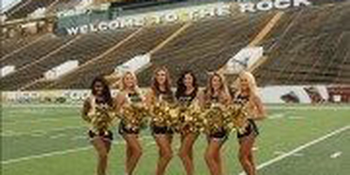 Southern Miss alumnae claim spots on NFL cheerleading team