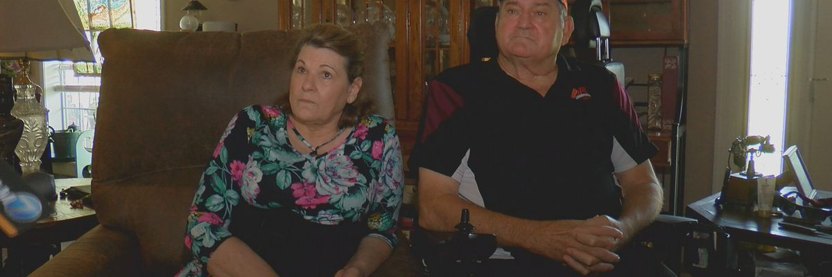Disabled couple denied door delivery by United States Postal Service