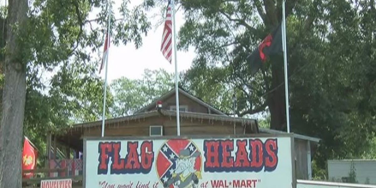 Mississippi store seeing boost in Confederate sales