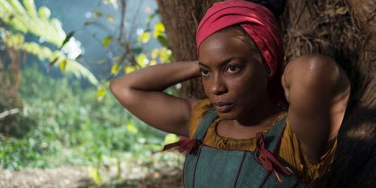 Mississippi native lands leading role in BET series 'Book of Negroes'