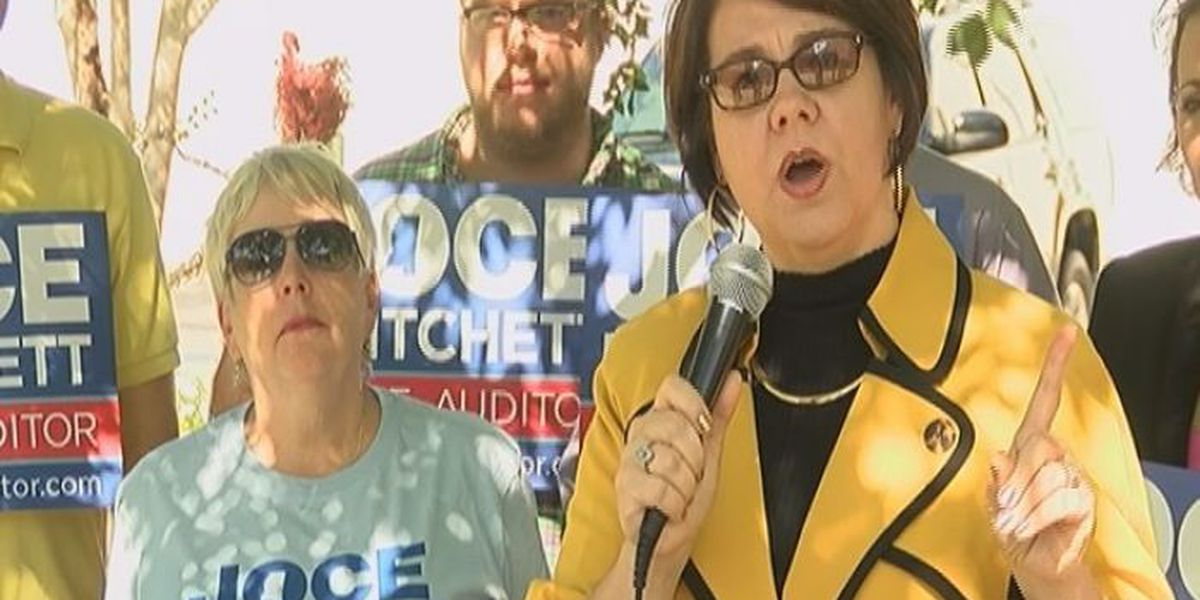 Democratic candidate for state auditor makes campaign stop in Hattiesburg
