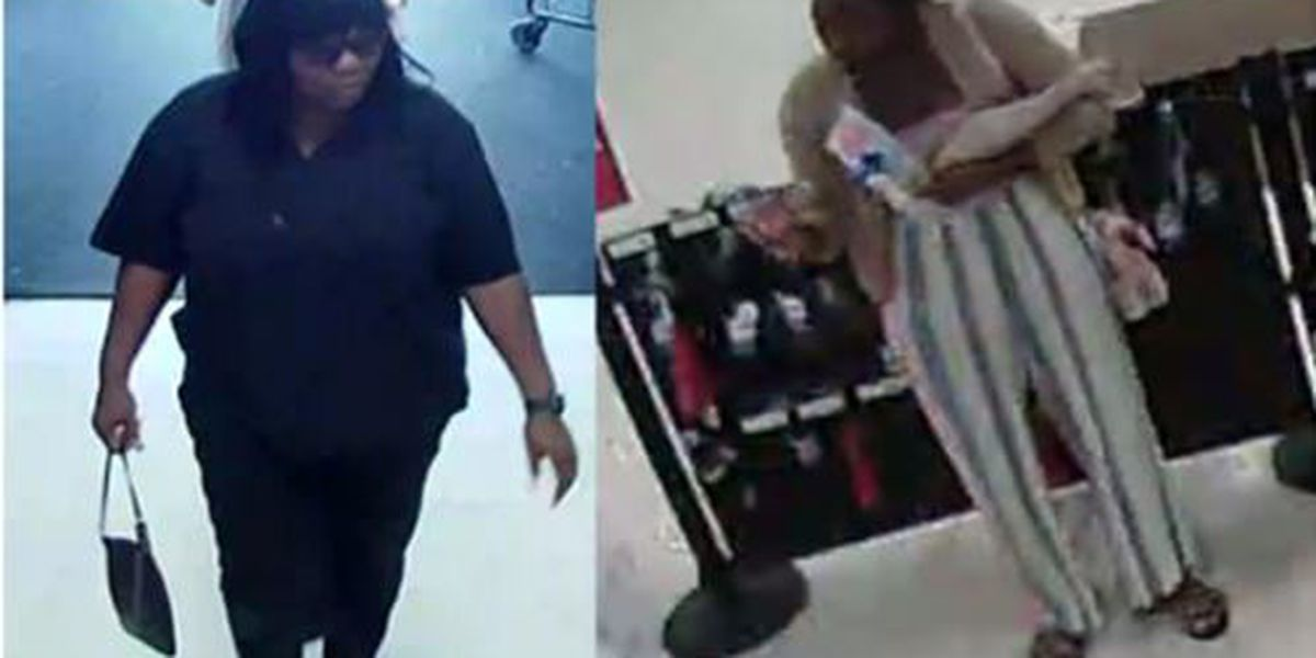 HPD searching for two people in credit card fraud case at Turtle Creek Mall