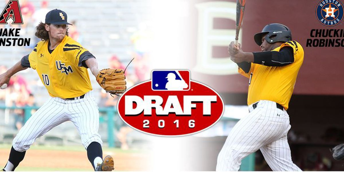 Winston, Robinson taken in Final Day of MLB First-Year Player Draft
