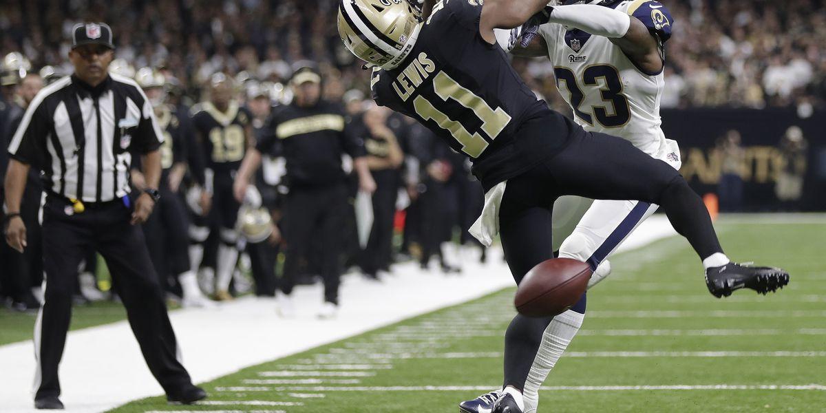 Federal judge rejects possible 'do-over' of Rams-Saints playoff game