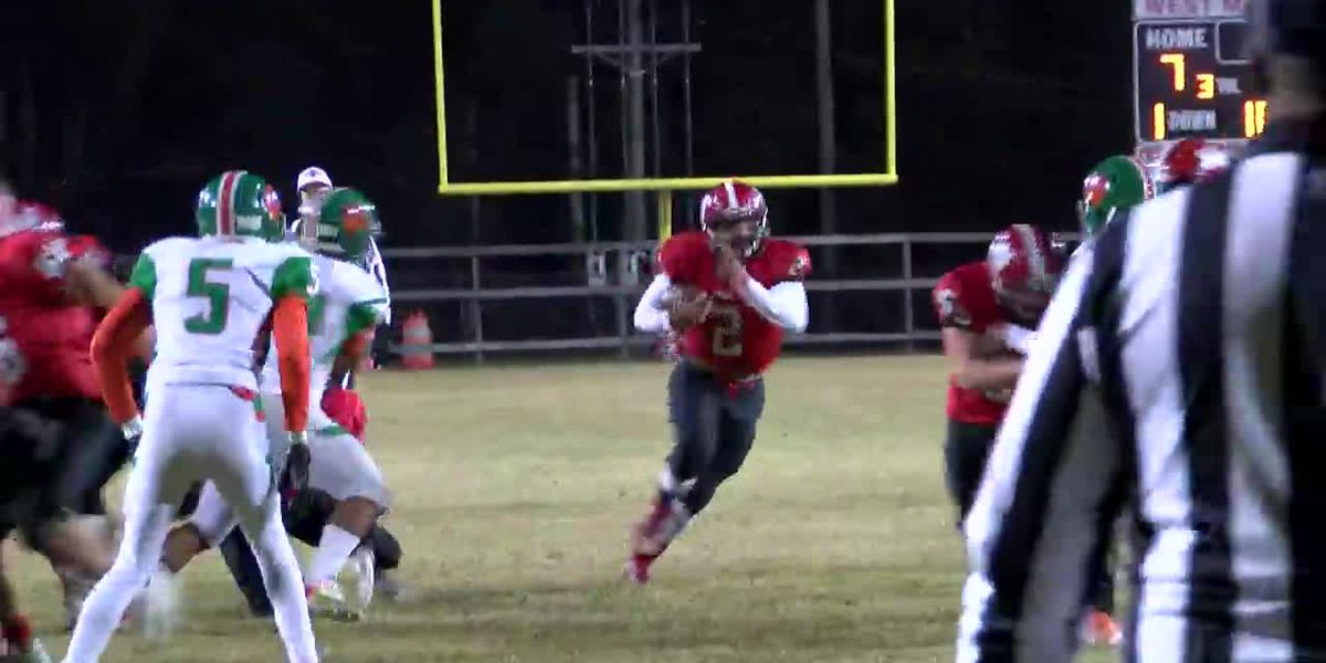 High School Highlights: Wilkinson County at West Marion