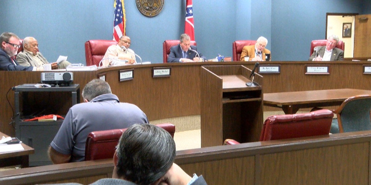 Forrest County employees will receive pay raises