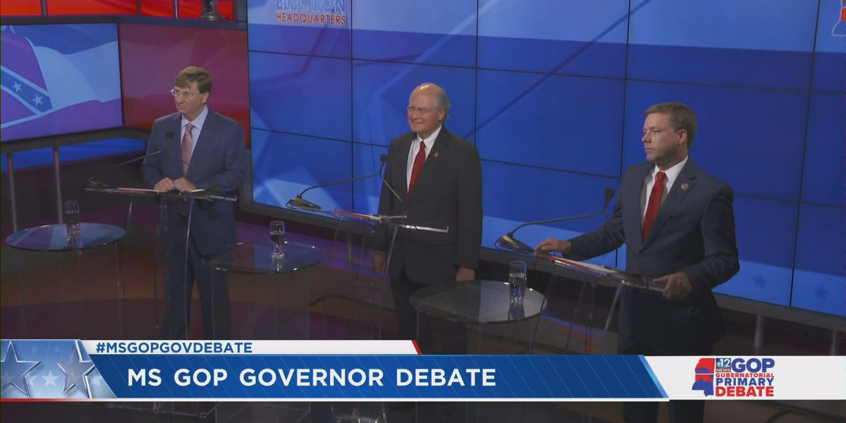 Did the GOP Gubernatorial debate move the needle for voters?